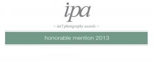 IPA 2013 – int'l photography awards – New York