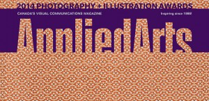 Applied Arts Magazine 2014 Photography Awards
