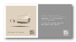 Melbox campaign