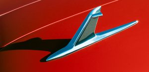 1961 Chevrolet Impala Red
