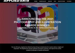 Applied Arts Magazine – 2021 Awards